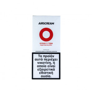 AirScream Pops Ocean 11 Toba 4 x 1.2ml 09mg Salt