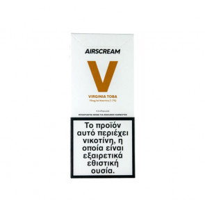 AirScream Pops Virginia Toba 4 x 1.2ml 19mg Salt