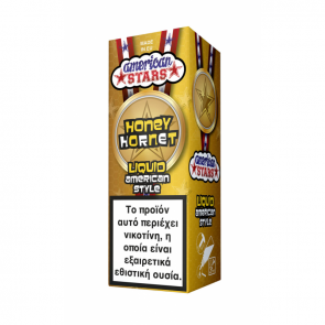 TPD American Stars Honey Hornet 10ml