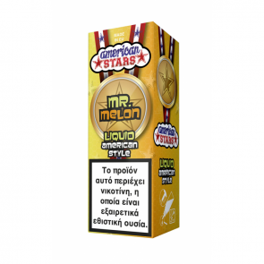 TPD American Stars Mr Melon 10ml