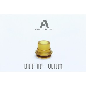 Armor 2.0 RDA  DRIP TIP ULTEM (Avaliable only in Store)