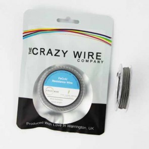 26 AWG Clapton Coil Wire KA1 (26 AWG x 32 AWG) 5 Metre (15ft)