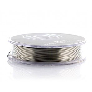 Stainless Steel V2A Resistance Wire 0,40mm (26AWG)