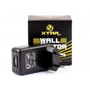 Xtar 5V 2.1A Wall Adpator